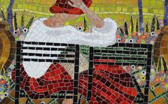 Gallery - The Clay Club Mosaic Projects, Stork, Ceramic Painting, Ceramic Plates, Diy Kits, Mosaic Tiles, Clay, Bird, Gallery