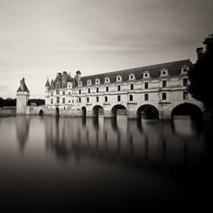 In 1547, King Henry II gave Chenonceau to his mistress, Dianne de Poitiers, a legendary beauty.    Dianne is responsible for expanding Chenonceau over the set of arches spanning the River Cher, giving the appearance that the château is floating on water and helping to make it one of the most beautiful castles in the Loire Valley.