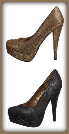 Blink by Bronx #pumps #party