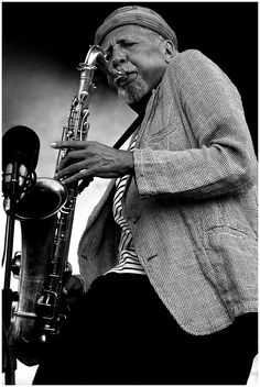 """Charles Lloyd"" @ All About Jazz photo gallery. View more jazz photos by Michael Kurgansky"