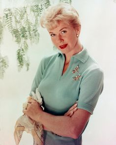 Doris Day, singer, actress,multi-talented.