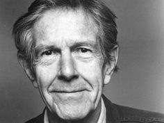 John Cage- I never knew how handsome he was!