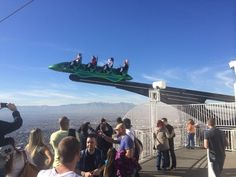 Attraktion am Stratosphere Tower, Las Vegas