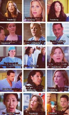 greys anatomy so freaking good Grey Quotes, Tv Quotes, Movie Quotes, Greys Anatomy Funny, Grey Anatomy Quotes, Greys Anatomy Cast, Meredith Grey, Best Tv Shows, Best Shows Ever