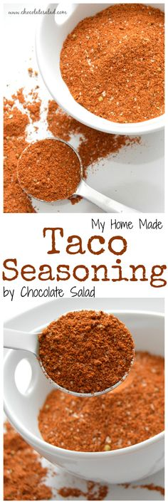Take any Mexican food recipe to the next level! Really cheap and easy without all the extra fillers and sodium!