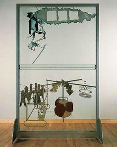 Marcel Duchamp - Le grand verre