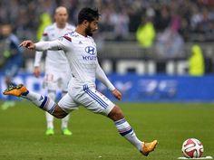Lyon's Nabil Fekir open to La Liga move #TransferTalk #Lyon #Football