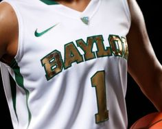 Love these #Baylor basketball jerseys. #SicEm