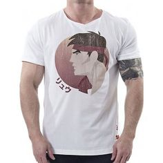 Street Fighter Ryu of Japan T-Shirt