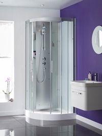 Saniflo extends Kinedo Moonlight shower cubicle range …