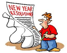 Tell us what your New Years Resolution?  • Lose weight    • Quit drinking   • Join a gym    • Quit smoking