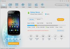 Easily Manage Your #Android Device with MoboRobo (Image via Addictive Tips)
