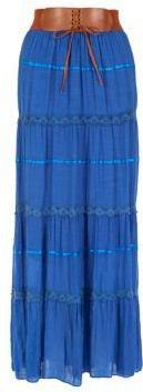 #newlook.com              #Skirt                    #Look #Mobile #Cameo #Rose #Blue #Crochet #Insert #Maxi #Skirt                New Look Mobile | Cameo Rose Blue Crochet Insert Maxi Skirt                                             http://www.seapai.com/product.aspx?PID=1843203