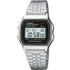 af82dcb55ac A Galleria Felicità tem o Relógio Feminino Casio Vintage A159WA-N1DF que  vai deixar você