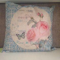 Grasshopper Vankúš dekoračný 45x45cm Postcard