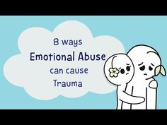 8 Ways Emotional Abuse Traumatizes You - YouTube Verbal Abuse, Emotional Abuse, Mental Issues, Social Issues, You Youtube, All Over The World, Trauma, Physics