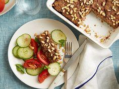 Whole-Grain Greek Meatloaf Recipe : Food Network Kitchen : Food Network - FoodNetwork.com