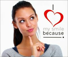 I love my smile because _________?