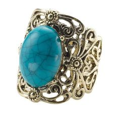 Nevada Statement Ring at Accessorize