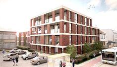 Woonproject Achille Laatste luxe appartementen met 2 en 3 slaapkamers, overdekte…