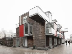 TOWNHOUSE AB | Catherina Fored, a-plus arkitekter | Malmo, Sweden