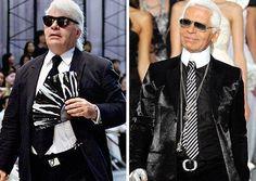 designer #Karl Lagerfeld