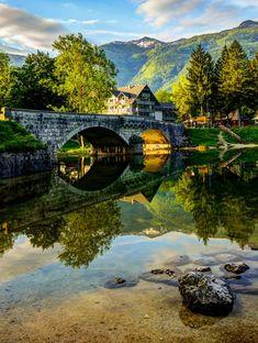 Bohinj / Slovenia (by Ermedin Islamcevic).