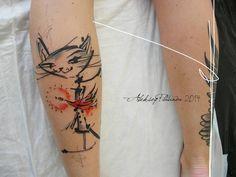 #artbruttattoo #platunovtattoo #art #tatoo #tattoo #tattoos #tattedgirls #tatto #tattooartist #art #tattoodesign #instagood #tattooedwomen #tattoart #sleevetattoo #tattooflash #chesttattoo #illustration #abstracttattoo #tattoolife #tattooedgirl #instatattoo #bodyart #tatts #tats #tattrx #watercolor #watercolortattoo #sketching #tattooistartmag Tattoo shared by aleksey_platunov_tattoo