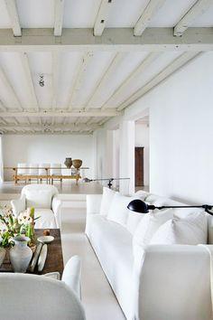 Calvin Klein's $16 Million Dollar Beach House   lark & linen   Bloglovin'