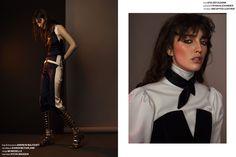 Odalisque Magazine  Photographer // Tina Picard  Fashion Stylist // Felicia Ann Ryan  MUA + Hair // Julia Crimson  Model // Monocco // Elmer Olson Crimson Hair, Felicia, Fashion Stylist, Stylists, Ann, Magazine, Model, Editorial, Red Hair