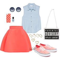"""Party Up"" by lilichko on Polyvore"