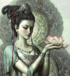 The Enchanting World Of Milady Leela: Many Blessings