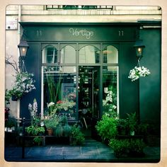 Paris's flower shops on my blog today. come on over and smell the roses http://carlacoulson.com/flowers-in-paris/