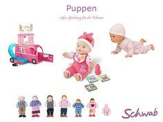 Liebevolle #Puppen für Eure Liebsten - immer ein tolles Geschenk!