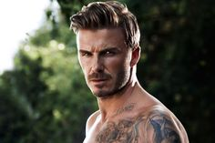 Spring/summer 2013 David Beckham for H campaign, photographed by Nick Hudson.