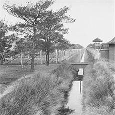 Herzogenbusch concentration camp (Dutch: Kamp Vught, German: Konzentrationslager Herzogenbusch) was a Nazi concentration camp located in Vught near the city of 's-Hertogenbosch, in the Netherlands. Herzogenbusch was the only concentration camp run directly by the SS in western