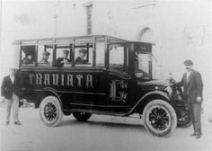 bus1920......In 1921 a Public Transport Co. was formed.