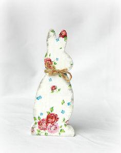DrevenaKaca / Ružičkový zajko