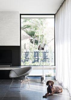 Caulfield House   Fiona Lynch interior design office Melbourne