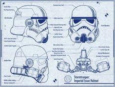 Stormtrooper Imperial Issue Helmet
