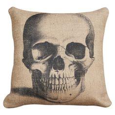 DIY Skull Pillow?