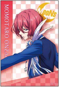B-PROJECT -Kodou*Ambitious- Square Magnet: Momotaro Onzai