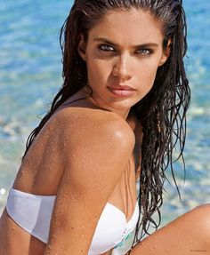Sara was named the 2014 SI Swimsuit Rookie of the Year