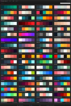 color psychology and color therapy Palette Art, Colour Pallette, Colour Schemes, Color Combinations, Color Palette Challenge, Color Psychology, Colour Board, Color Swatches, Grafik Design