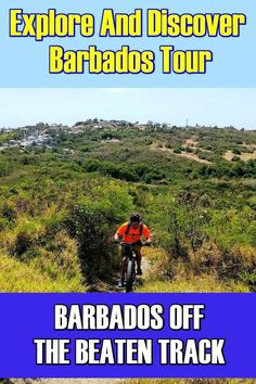 This explore and discover Barbados tour offers a unique electric pedal assist mountain bike adventure that is perfect for age and all fitness levels Barbados Resorts, Punta Cana Vacations, Hotels And Resorts, West Coast Hotel, Coast Hotels, Dream Vacation Spots, Vacation Trips, Vacation Packages
