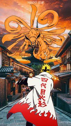 Papel de parede do Minato Namikaze do anime Naruto | wallpaper do Minato Namikaze em HD