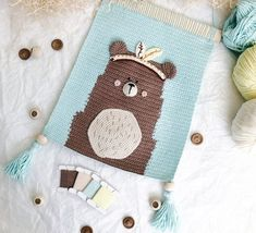 VK is the largest European social network with more than 100 million active users. C2c Crochet, Crochet For Kids, Crochet Baby, Crochet Patterns, Mobiles, Crochet Wall Hangings, Baby Rattle, Handmade Home Decor, Crochet Accessories