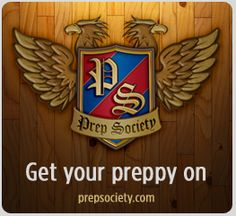 the cool prepsociety.com advertisement on Nagybomb.com
