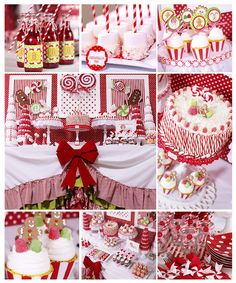 ❈ Adorable Christmas Party Ideas ❈