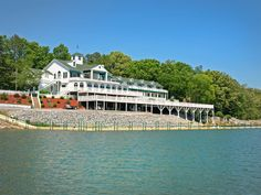 The Destination Framed by the Great Smoky Mountains, Douglas Lake is one of East Tennessee's most celebrated vacation destinations. When the temperature rises, the sail-speckled waters of this sparkling reservoir ser...